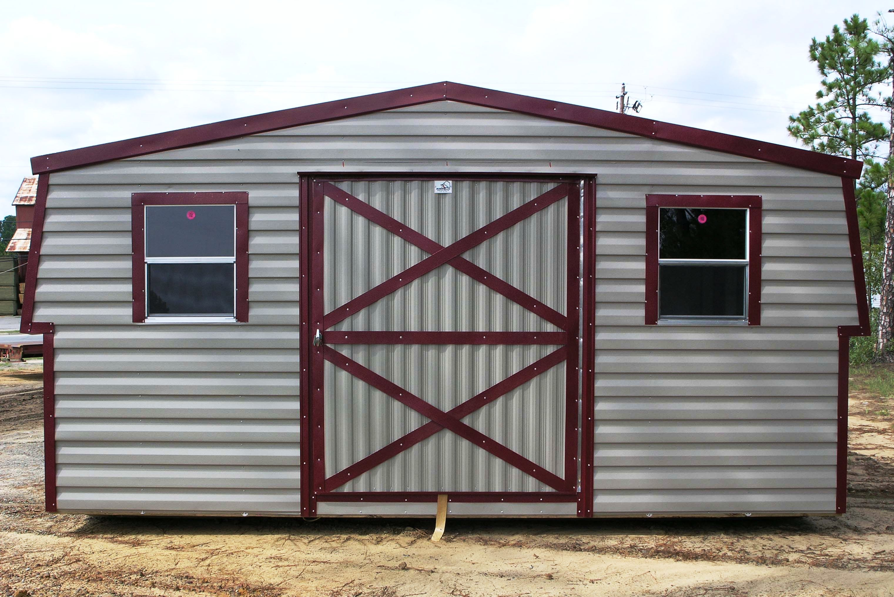 Dutch barn pro built barns buildings and sheds for Barns garages