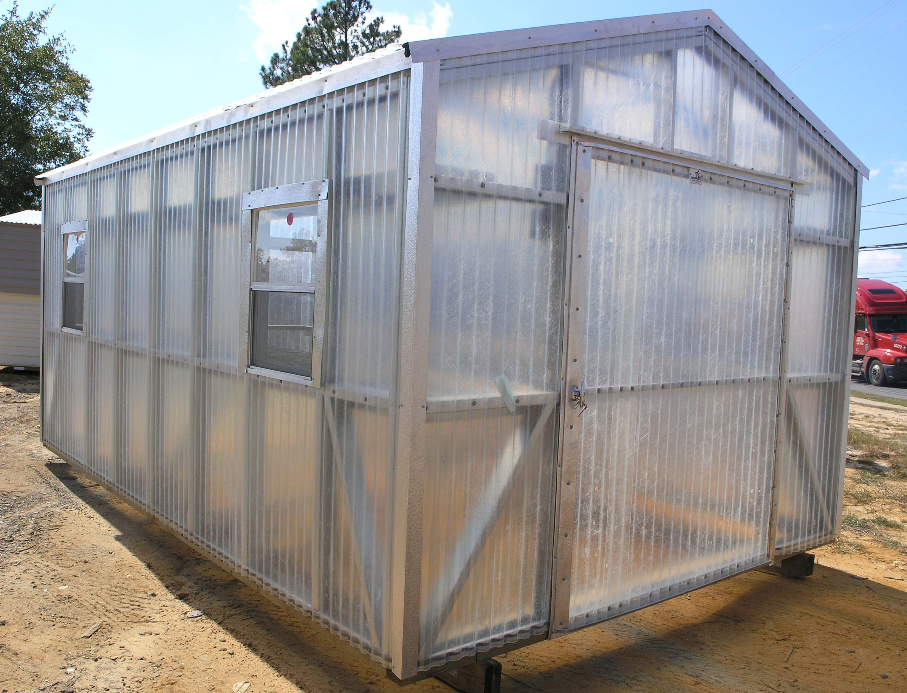 Green House Pro Built Barns Buildings And Sheds